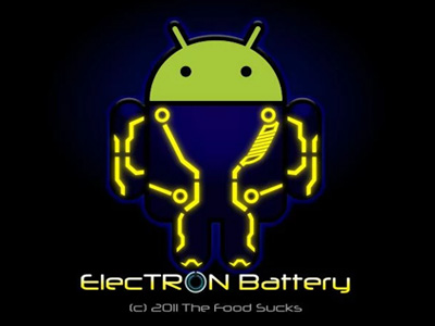 Electron Battery