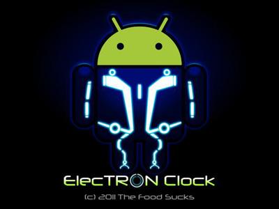 Electron Clock